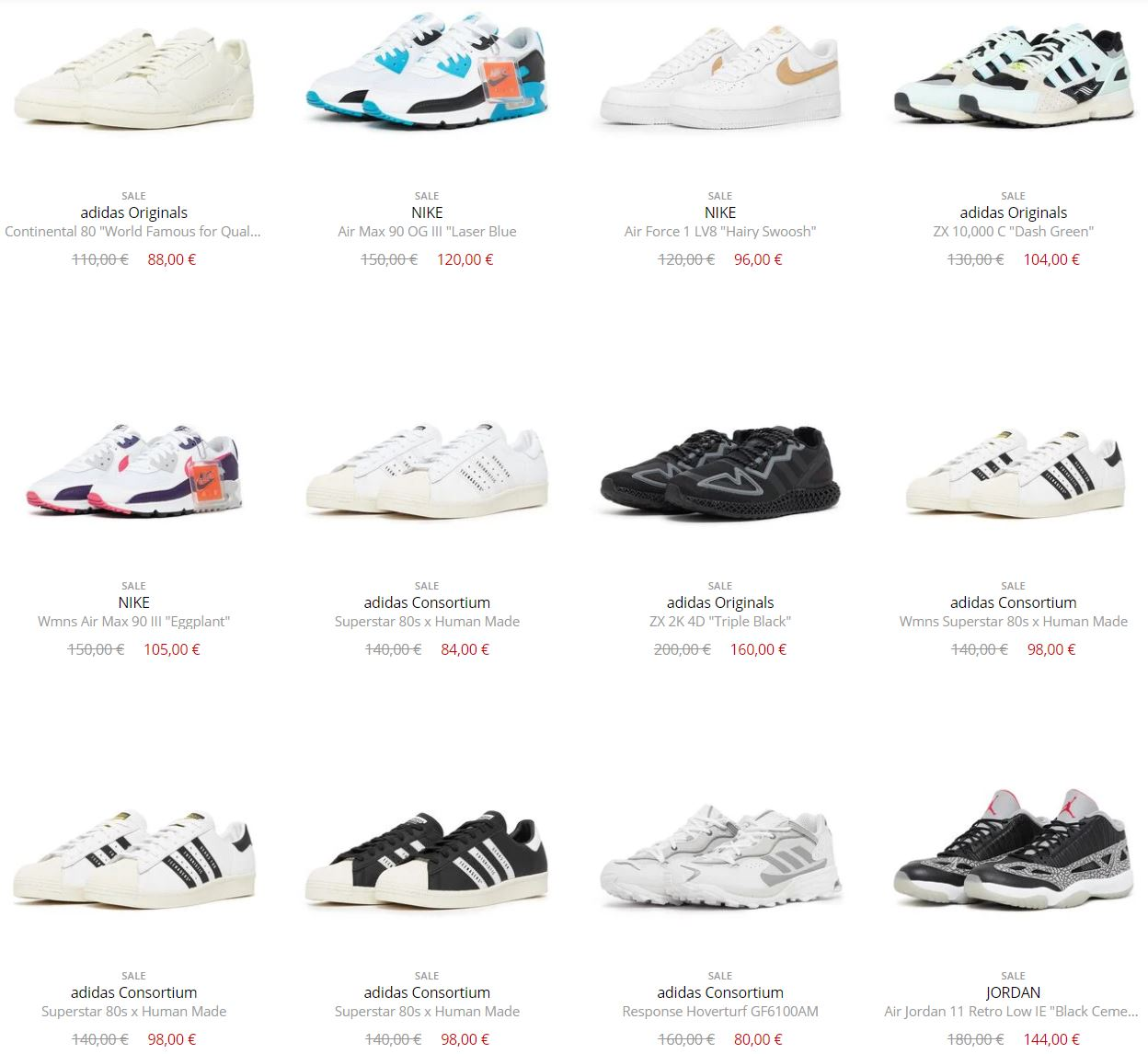 solebox sale