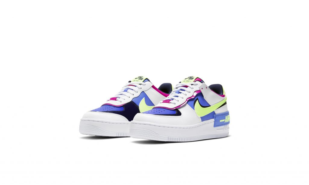 Nike Air Force 1 Shadow Sapphire CJ1641-100