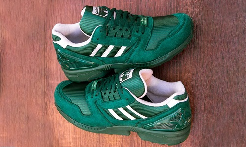 adidas ZX 8000 Collegiate Green