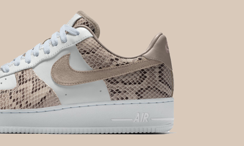 Nike Air Force 1 Unlocked By You Beige – hier kaufen ...