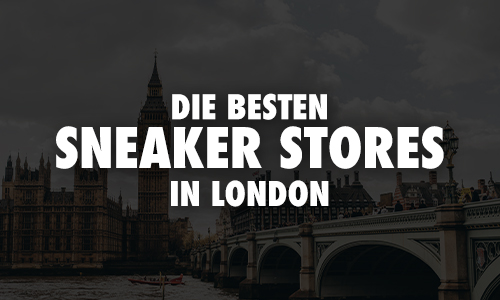 Sneaker Stores in London