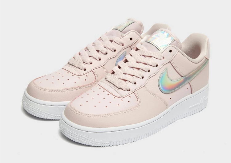 "Nike Air Force 1 ""Iridescent Pink"""