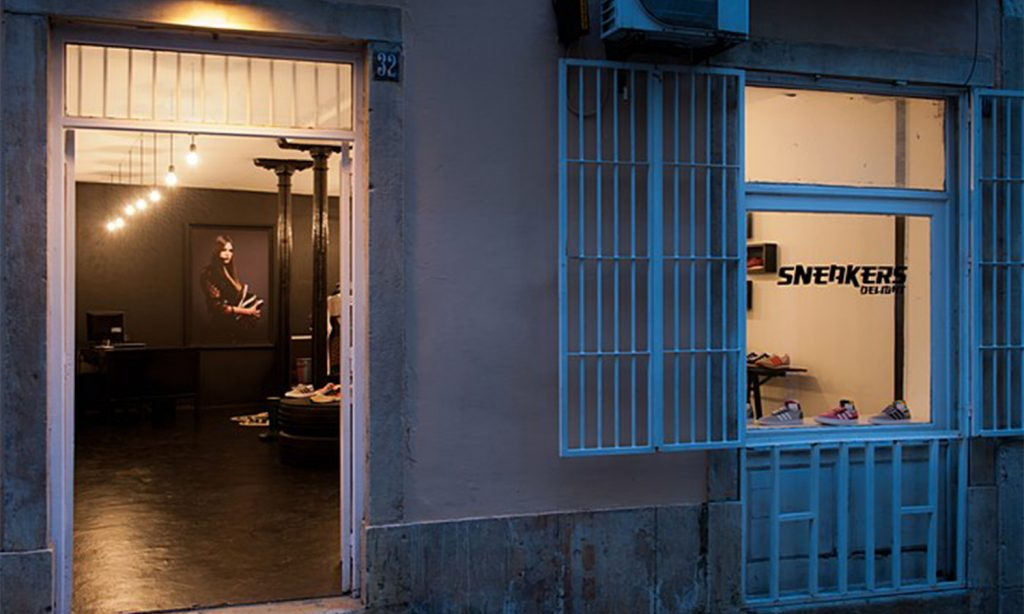Sneaker Stores in Lissabon
