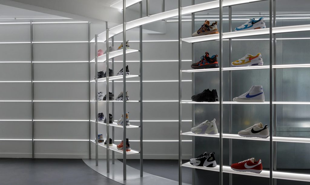 Sneaker Stores in Paris