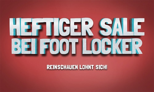 Footlocker-Sale