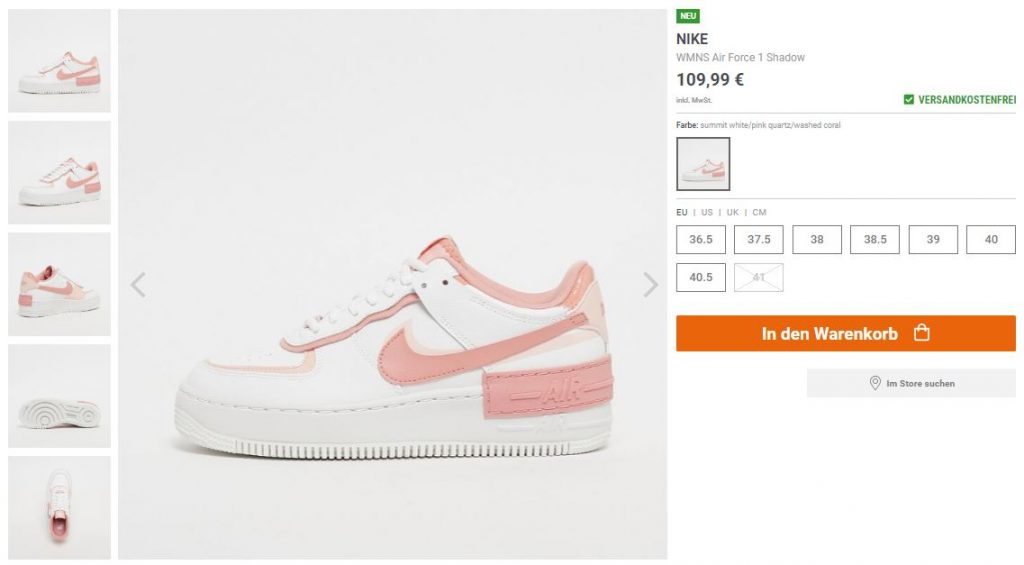Nike Air Force 1 Shadow Colorways, Release Dates, Pricing   SBD