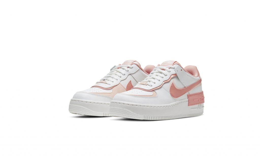 Nike Air Force 1 Shadow Pink Quartz – hier kaufen | snkraddicted