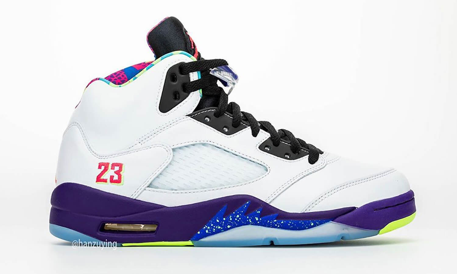Nike Air Jordan 5 Bel-Air Alternate