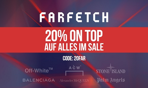 Farfetch Sale