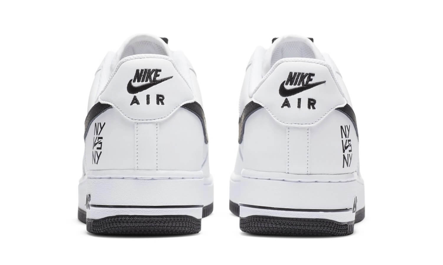 Nike Air Force 1 NY vs NY