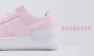 Nike Air Force 1 Shadow Pink White