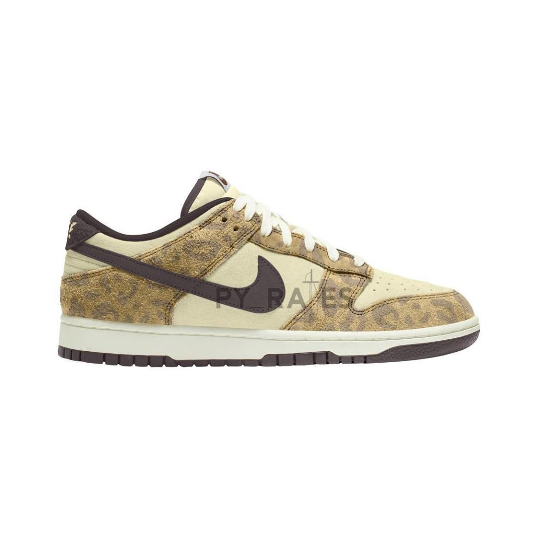 Nike Dunk Low Animal Print
