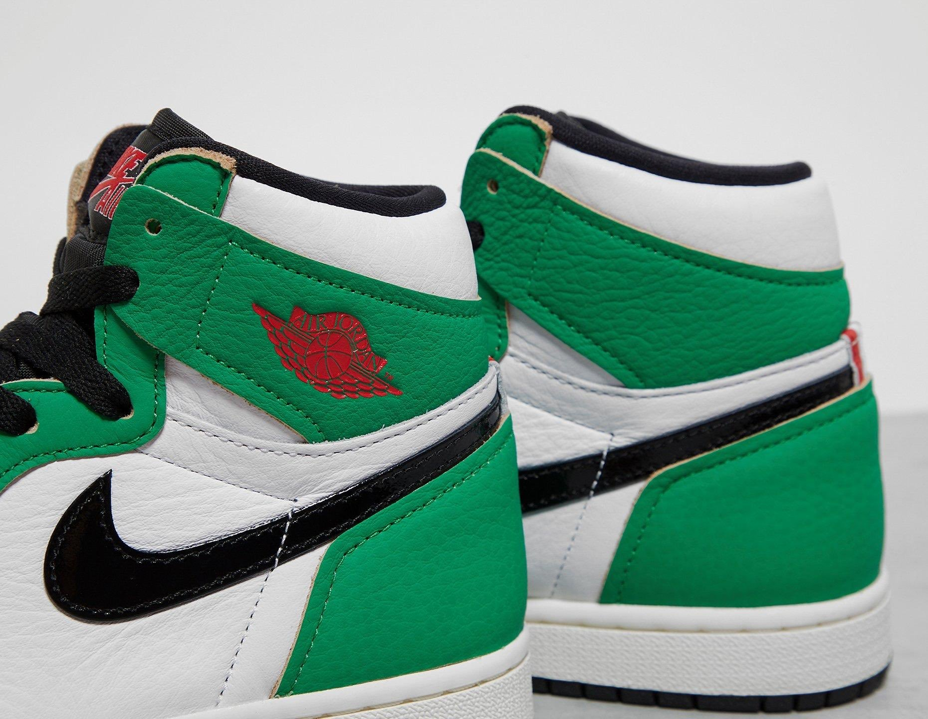 "Nike Air Jordan 1 High OG ""Lucky Green"""