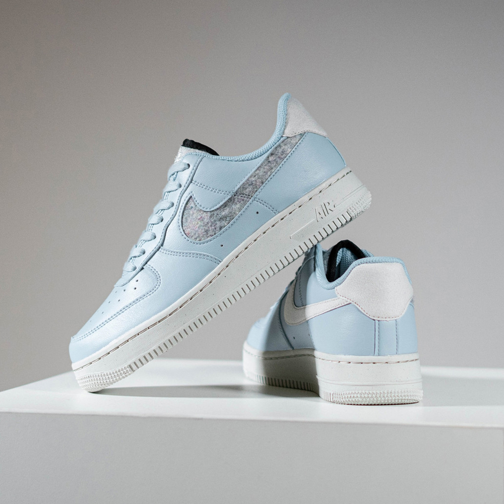 Nike Air Force 1 '07 SE Wool Blue DA6682_400